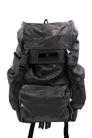 picture of adidas by stella mccartney black backpack