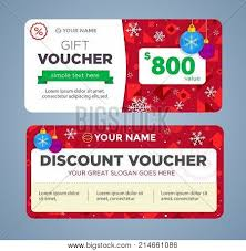Discount Voucher Vector Photo Free Trial Bigstock