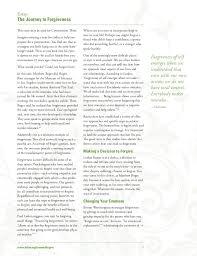 conversations about forgiveness facilitator guide essay the