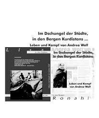 Leben Kampf Von Andrea Wolf By Ak36 Issuu