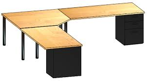 Step 1: Choose Desk Shape