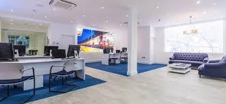 Estate agent office design Shop Front Coopers Ickenham Rightmove Estate Agents Office Design Estate Agents Refurbishment Mpl