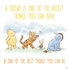 Good Fwends Are What Makes The World Go Round The Dream Boat
