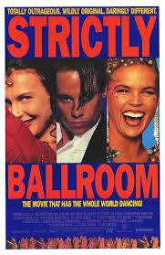 strictly ballroom film studies net strictly ballroom