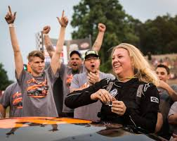 The arrest of Amber Lynn Burchette last week at Bowman Gray begs the  question: will she race on Saturday? | Z-no-digital | journalnow.com