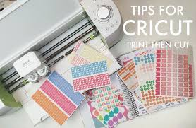 You Can Now Print Then Cut On Colored Paper With The Cricut Maker L L