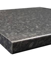 black slate matt 40mm laminate kitchen worktop