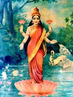 Religions - Hinduism: Lakshmi - BBC