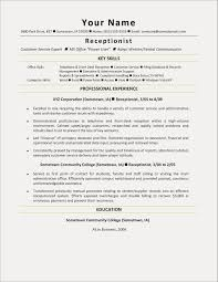 Paralegal Resume Examples Lovely Lovely Research Skills Resume New