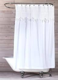 white lace shower curtain. White Shower Curtains Lace Curtain Uk