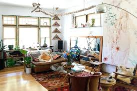 eclectic home office. Eclectic Home Decor Idea Bohemian Office Decorating Ideas