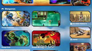 Game Ninjago Rush