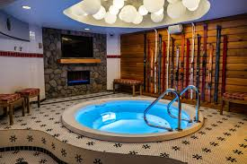 basement hot tub. Bunny Slope, A New Private Bar In The Basement Of Acme Hotel, Has Hot Tub E