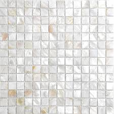 natural shell mosaic sheet kitchen backsplash tiles designs floor mother of pearl tile bathroom shower