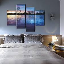 bedroom plain bedroom canvas prints intended wall art designs horizontal muti panel nature scenery bedroom canvas on horizontal canvas wall art with bedroom plain bedroom canvas prints intended wall art designs