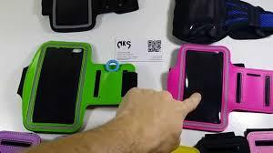 <b>Спортивные чехлы</b> на руку для телефона и смартфона ...
