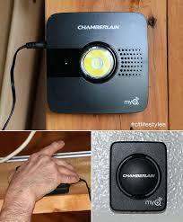 garage door opener wifi iphone craftsman chamberlain