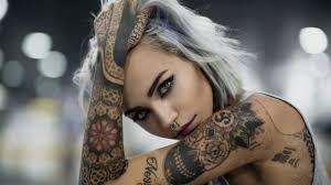 девушки татуировки фото
