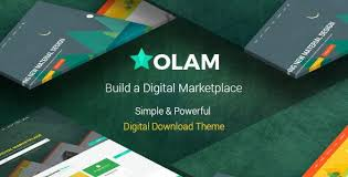 Theme Downloads Olam V4 3 0 Wordpress Easy Digital Downloads Theme Free Download