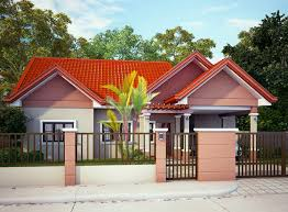 Small Picture 50 PHOTOS OF SMALL BEAUTIFUL AND CUTE BUNGALOW HOUSE DESIGN