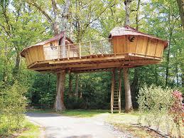 modern tree house plans. Treehouse Ideas Modern Tree House Plans