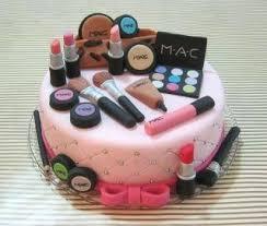 m a c makeup birthday cake love xoxo modaotero
