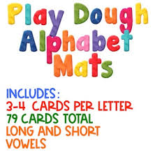 Select from 35478 printable coloring pages of cartoons, animals, nature, bible and many more. Alphabet Play Dough Mats Center Activity Or Alphabet Coloring Pages Teaching In Blue Jeans