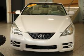 Used 2008 Toyota Camry Solara in St-Georges - Used inventory ...