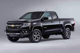 2020 Chevrolet Colorado Prices Reviews And Pictures Edmunds