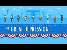 The Great Depression Crash Course Us History 33 Youtube