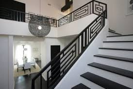 Modern Design Steel Staircase Railings modern-staircase