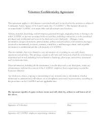 Company Employee Confidentiality Agreement Sample. Medical Employee ...
