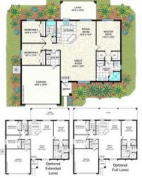 3 Bedroom 2 Bath House Plans Simple Design