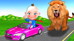 Superhero Baby On Power Wheels Ride Learn Arabic English Online