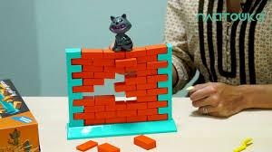 Детская <b>настольная игра</b>, Кошка на стене, <b>Dream Makers</b> 1503H ...