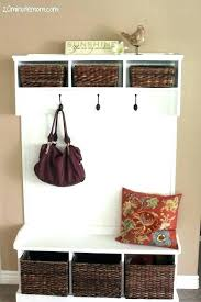 Entry Storage Bench With Coat Rack Classy Entryway Bench With Storage And Coat Rack E32 Entryway Bench And