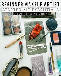 beginner makeup artist kit list