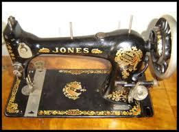 Singer Sewing Machine Identification