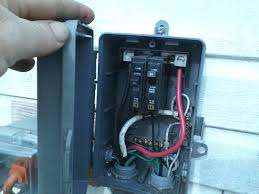 50 amp rv outlet amp wiring diagram various information and pictures 50 amp rv outlet run a amp outlet outside non burial 50 amp rv outlet menards