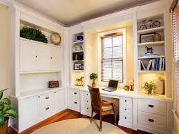 Built In Office Desk And Cabinets Home Office Desks For Built In Designs Interiors Ideas Small
