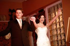 find the right reception entrance song bridalguide Wedding Entourage Reception Entrance Songs \