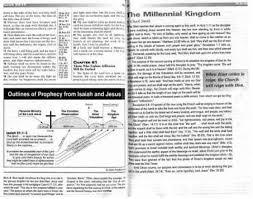 Tim Lahaye Bible Prophecy Chart David Wood Tim Lahaye Prophecy Study Bible