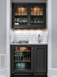 simple basement wet bar. 15 Stylish Small Home Bar Ideas   HOME Pinterest Remodeling Ideas, Hgtv And Basements Simple Basement Wet