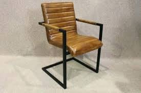 vintage style office furniture. Industrial Rustic Desk Chair Vintage Style Dining Office In Leather Chairs . Furniture E