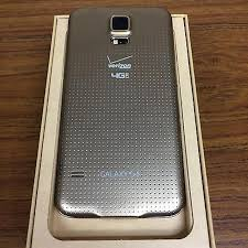 samsung galaxy s5 colors verizon. samsung galaxy s5 gold 4glte verizon or unlocked for any carrier have box came with samsung galaxy colors verizon