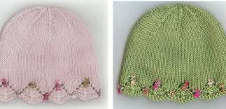 Free Knitting Patterns For Baby Hats Classy One Day Knitted Baby Hat [FREE Knitting Pattern]