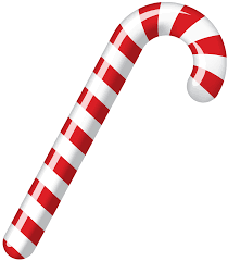 Simple Candy Cane Pic Weapon Colour 1207