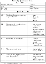 Survey Template Excel Questionnaire Research Examples Screenshot Of ...