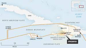 The Science Behind Haitis Earthquake Npr
