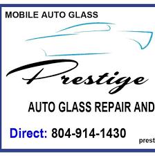 prestige auto glass repair